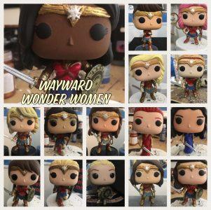 Wayward Wonder Women