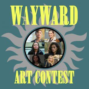 Wayward Art Contest