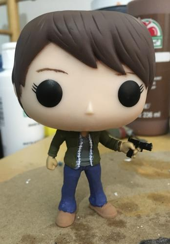"""""""Lets Go to Work"""" Jody Mills"""