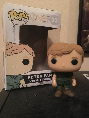 Peter Pan (with box)