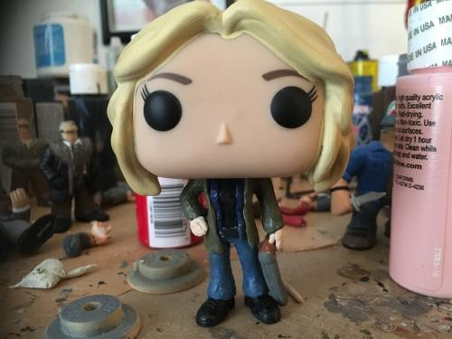 Alpha Mary Winchester