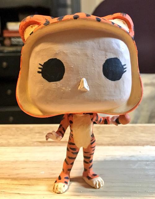 Rock Tiger Emily