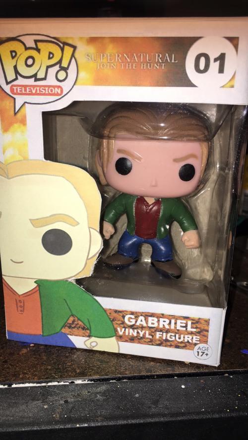 Gabriel (with box)