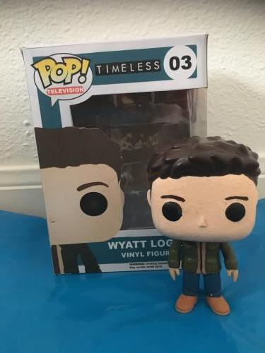 Wyatt Logan (With box)