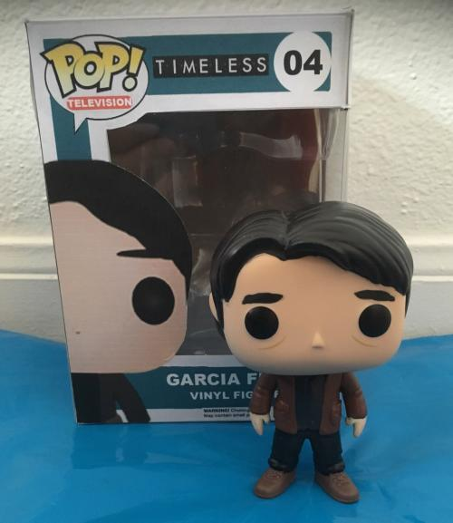 Garcia Flynn (with box)