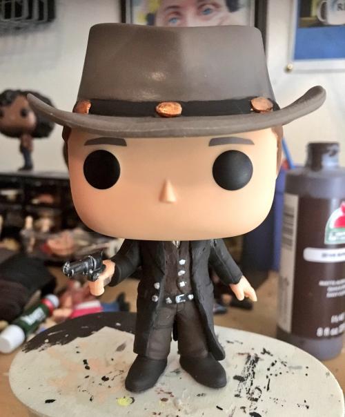 Sheriff Dean Winchester