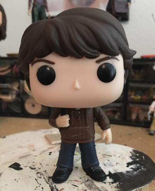 Sammy Winchester (circa season 1)