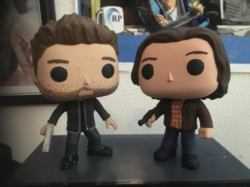 Updated Sam and Dean Winchester
