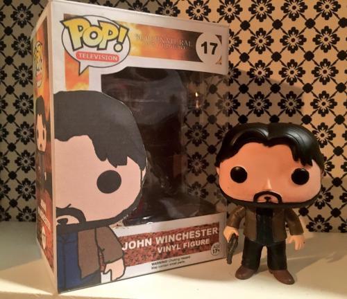 John Winchester (Jeffrey Dean Morgan)