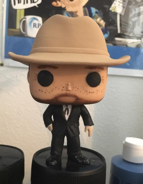 Texas Ranger Dean Winchester