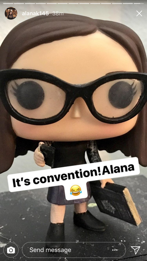 Alana King