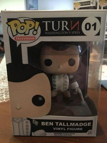 Ben Tallmadge (with box)