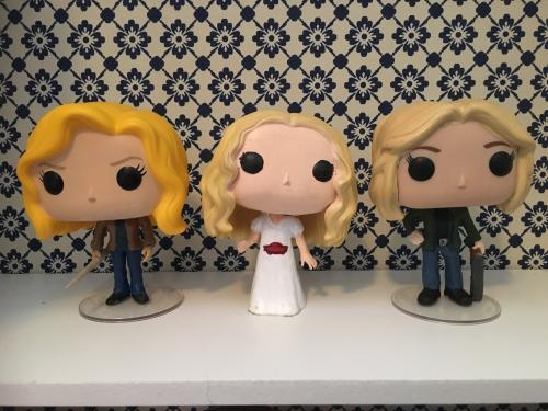 The evolution of Mary Winchester