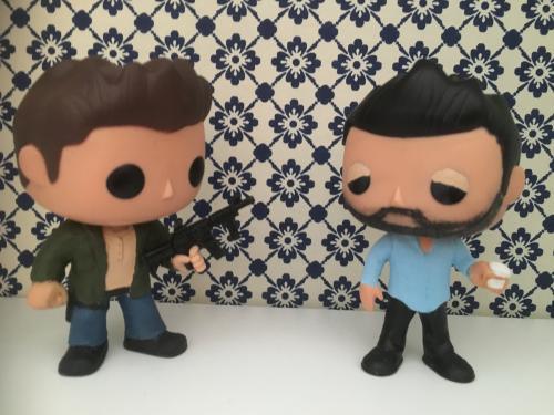 Endverse Dean and Cas